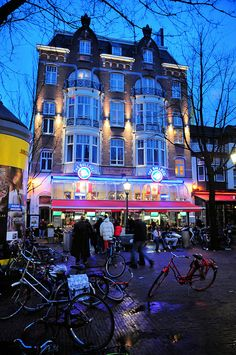 Amsterdam Koningsplein, Netherlands