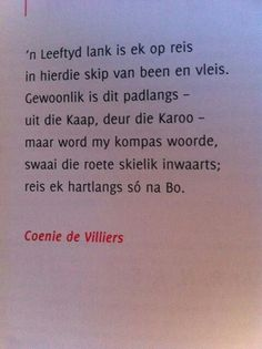 Net in afrikaans. Favorite Quotes, Best Quotes, Writing Lyrics, Afrikaanse Quotes, Special Words, I Love Reading, Love Words, Verses, Poems