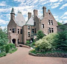 Abandoned Mansions in the United States | CARPE DIEM: Mpls Mansion, FL Island, LV Penthouse on Ebay