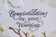 congrats on your wedding Messages Wedding Messages, Wedding Wishes, Wedding Images, Congrats Wishes, Congratulations Quotes, Wedding Cards Handmade, Greeting Cards Handmade, Congrats On Your Wedding, Welcome Images