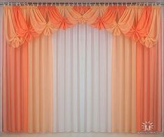 Best Living Room Wallpaper, Curtain Patterns, Curtain Ideas, Valance, Curtains, Living Room Designs, Living Rooms, Drapery, Backdrops