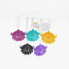 Crochet Earrings, 3d, Etsy, Shopping, Jewelry, Fashion, Moda, Jewlery, Jewerly