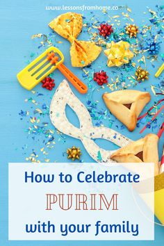 Do you enjoy celebrating Jewish festivals and exploring God's word with your family. Purim follows the Bible story of Esther and while many traditions today are not centered on bringing you closer to God, they are a fun way to reach back through history and engage with those who came before us. #purim #jewishfeasts #holidays #biblestories #lessonsfromhome Christian Friends, Christian Families, Christian Marriage, Christian Parenting, Christian Faith, Easter Devotions, Story Of Esther, Jewish Festivals, Christian Easter
