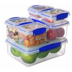 Sistema KLIP IT Fresh Food Storage Container Set