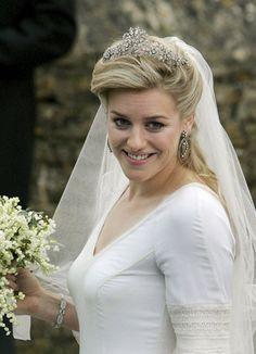 Laura Parker Bowles (daughter of Camilla, Duchess of Cornwall) & Harry Lopes :: May 6, 2006