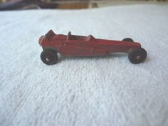 Vintage Tootsie Toy Wedge Dragster