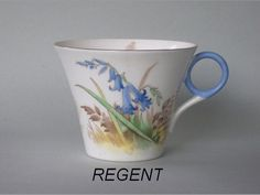 Australasian Shelley Collectors Club Inc - Gallery 1 of Cup Shapes
