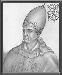 Nicolò IV (Girolamo Masci of Ascoli Piceno, Franciscan) Pope from 1288 to 1292