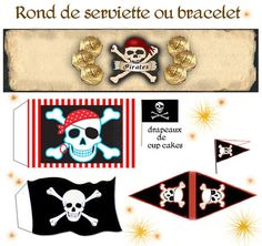 Pirate Things for Kids Party