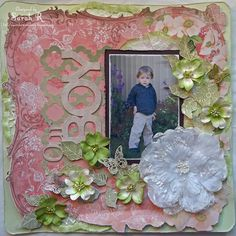 Our Boy ~~~Scattered Pictures and Memories: ScrapThat! March Kit Reveal and Blog Hop~~~