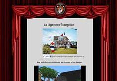 La légende d'Évangéline Frame, Picture Frame, Frames, Hoop, Picture Frames
