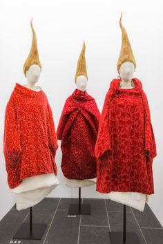 Comme des Garçons fashion exhibition at New York's Metropolitan Museum of Art