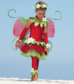 @Rachel Blackwood This could be her Strawberry Shortcake costume!