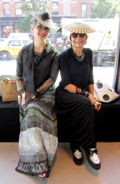 Idiosyncratic Fashionistas
