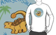 Cute Ankylosaurus Shirts