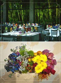חתונת פורים צבעונית ומשמחת | עיצוב