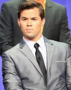 Andrew Rannells plays Bryan Buckley, a successful TV show producer and writer, in the new comedy The New Normal.