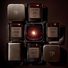 Experience the new collection of TOM FORD Private Blend Candles, featuring six of the most celebrated Private Blend scents. http://tmfrd.co/Candles                                                                                                                                                                                                                                                                                                                                                                                                                                                                                                                                                             TOM FORD
