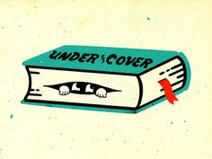 book, cover, funny, undercover