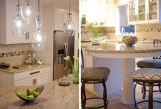 Before & After: Sparkling White Kitchen | Wayfair