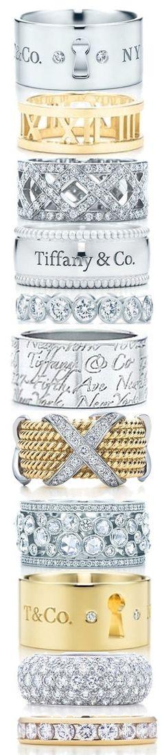 Tiffany Rings <3 L.O.V.E.