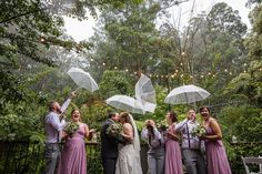 When it rains, we started to have fun and the ideas are endless with umbrellas. Try this on your wedding bridal photos when the weather says no. Wedding Photographer Melbourne, Melbourne Wedding, Rain Photo, Cool Poses, Bridal Photography, Bridesmaid Dresses, Wedding Dresses, Twenty One, Umbrellas
