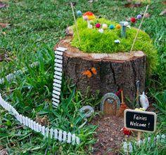 DIY para el jardín