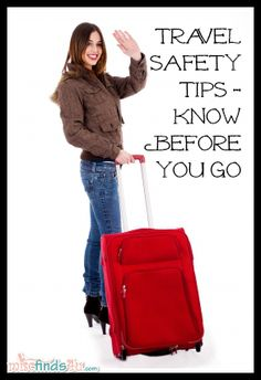 Travel Safety Tips - Things To Know Before You Go #LifeLock