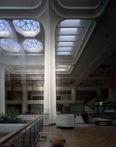 Abandoned Cinderella City Mall in Englewood, CO by photographer Ron Pollard