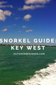 Beginner's guide to Looe Key snorkeling Snorkeling Guide to Key West - the best place to go for beginner snorkelers or anyone who wants to try out snorkeling while in the Florida Keys. Visit Florida, Florida Vacation, Florida Travel, Travel Usa, Travel Tips, Florida Trips, Beach Travel, Travel Ideas, Travel Photos