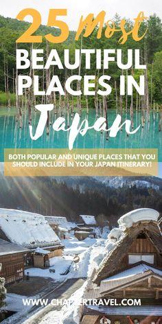 Japan | Beautiful Places in Japan | Chureito Pagoda, Mount Fuji | Jigodokudani Snow Monkey Park | Fushimi Inari Shrine, Kyoto | Shirakawa-go | Tsumago | Miyajima Island | Kanazawa | Blue Pond, Hokkaido | Aomori | Okunoin Temple | Arashiyama Bamboo Grove | Gio-ji Temple and Moss Gardens, Kyoto | Okunoshima Island | Shukkeien Garden Hiroshima | Mount Yoshino | Gion, Kyoto | Nara Park | Kumano Nachi Taishi Shrine | Osaka Castle | Sensoji Tempe, Tokyo | Shibuya Crossing, Tokyo | Himeji Castle |
