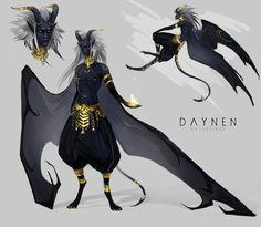 Daynen by Darenrin. on Daynen by Darenrin. Fantasy Character Design, Character Creation, Character Design Inspiration, Character Concept, Character Art, Creature Concept Art, Creature Design, Dnd Characters, Fantasy Characters