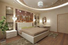 Moderne Deckengestaltung U2013 83 Schlaf  U0026 Wohnzimmer Ideen #deckengestaltung  #ideen #moderne #