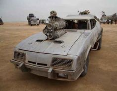 mad max fury road tank car george barris kustoms movie cars pinterest mad max fury. Black Bedroom Furniture Sets. Home Design Ideas