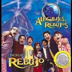 DISCO REBUJO - ALEGRIJES Y REBUJOS - CD
