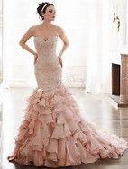maggie sottero blush - Bing images