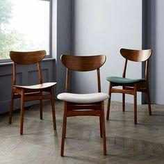Elm street classic café dining chair