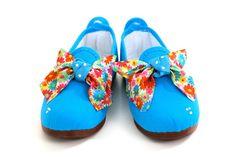 Bogotinas Eloisse color azul turquesa