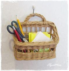 Купить Плетеные корзинки (3 штуки) - коричневый, бежевый, бежевый цвет, плетение, плетеная корзина