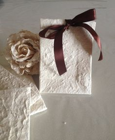Novità Assortimento 10 buste carta di gelso mulberry by NuuForYou
