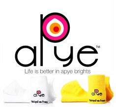 wear brighter color and keep and eye on being apye
