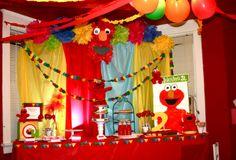 food favors   Crafy Indulgence: Elmo Party