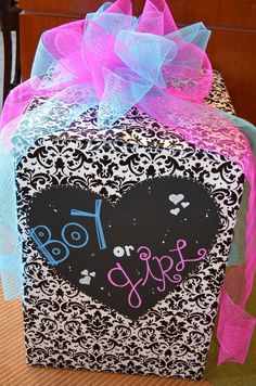 Baby Gender Reveal Party: Guns or Glitter Party City Gender Reveal, Gender Reveal Box, Gender Reveal Party Supplies, Gender Reveal Party Decorations, Gender Party, Baby Shower Gender Reveal, Reveal Parties, Party Themes, Party Ideas