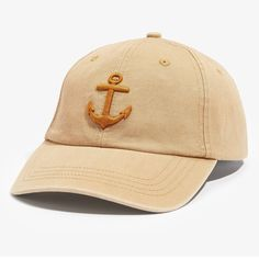 BASEBALL CAP - KHAKI by Dockers