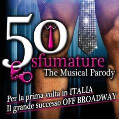 Arriva in Italia 50 Sfumature-Il Musical