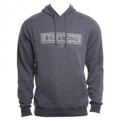 Billabong Mens Sweatshirt Boxer Dark Blue Heather