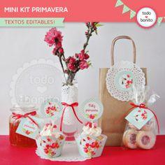*GRATIS* Mini Kit Primavera - Todo Bonito