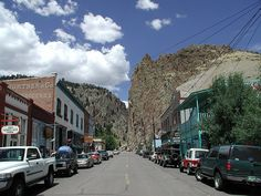 Creede, Colorado - My favorite place in the world, and my home.  Can't wait to live there forever.