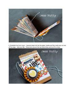 DIY Envelope Album Tutorial