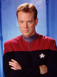 Star Trek: Voyager  Robert Duncan McNeill as Lt. Tom Paris
